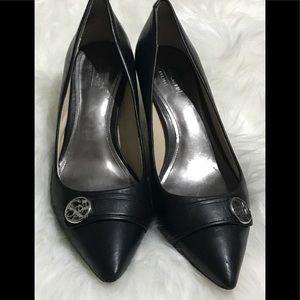 Coach Zelda Signature Pumps 7.5 B Black Shoes